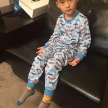 ; Пижама для мальчиков; цельнокроеное одеяло; Пижама; хлопковое детское нижнее белье; комбинезон; детская пижама из тонкой ткани; комбинезон