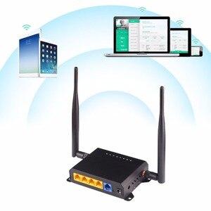 Image 1 - KuWFi 300Mbps routeur sans fil 2.4Ghz longue portée Wifi répéteur Wifi Extender via mur Openwrt Wifi routeur