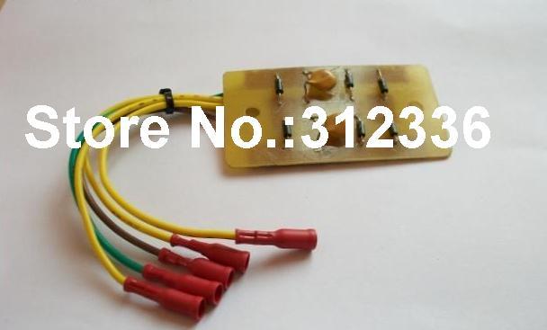 Livraison gratuite AVR RGV13100T EF13000TE 220 V générateur d'essence régulateur de tension automatique costume pour autre marque