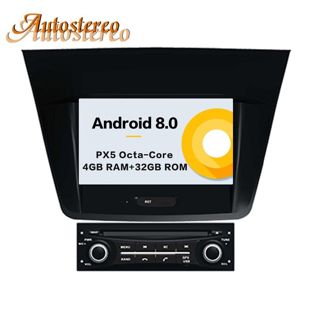 Android 8 dvd-плеер автомобиля gps навигации для MITSUBISHI Montero/L200/PAJERO SPORT/Nativa магнитола мультимедиа головное устройство