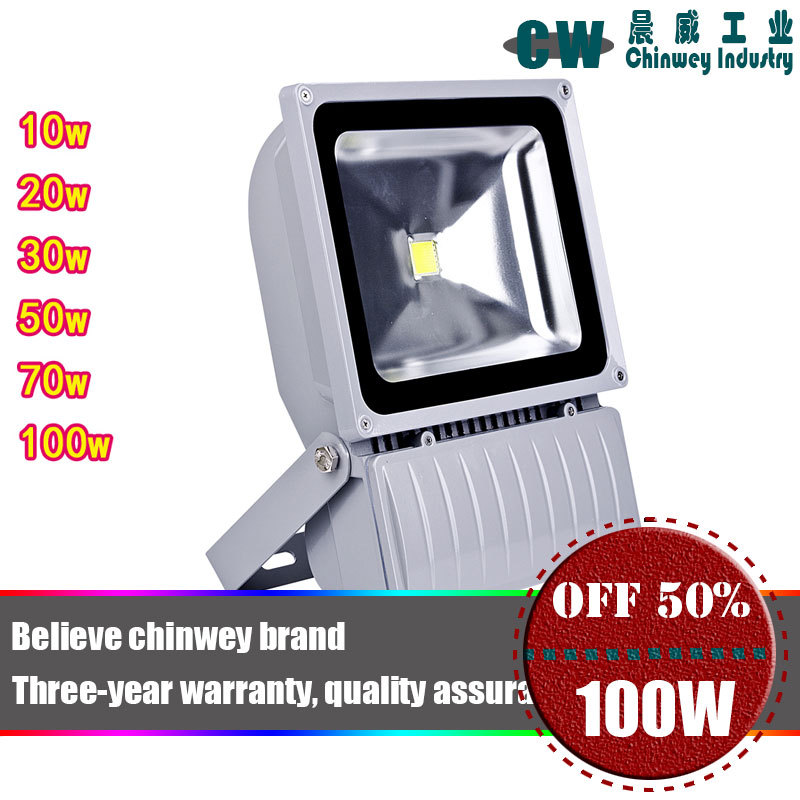 100w led flooding light outdoor flood light advertising lamp Landscape Lighting LED projectine lamp ultrathin led flood light 200w ac85 265v waterproof ip65 floodlight spotlight outdoor lighting free shipping