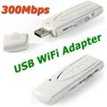 Atheros ar9170 300 mbps adaptador usb placa de rede sem fio wi-fi lan adaptador wi fi receptor para netgear wn111 v2 oem