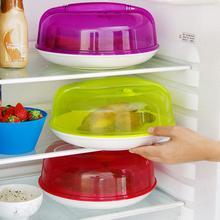 Пластиковая крышка на холодильник, практичный микроволновый нагрев, крышка для безопасности пищевых продуктов, креативные товары для дома, крышка для защиты от напыления, полезная