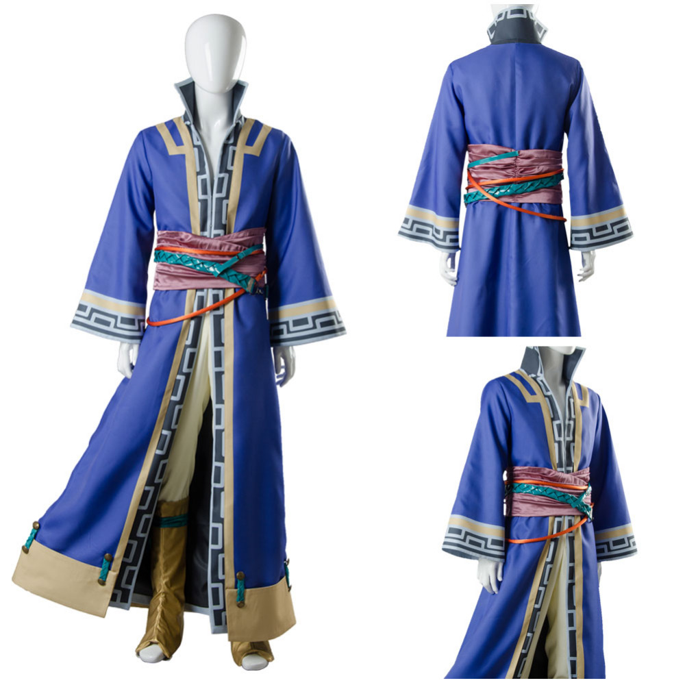 Fire Emblem Hero Karel Cosplay Costume Full Set Outfit For Adult Men Halloween Carnival