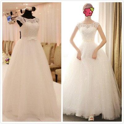2015 new fashion wedding dress, A Line Bra fashion, wedding Preferred