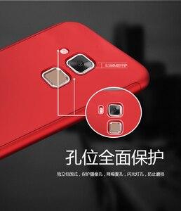 Image 5 - 360 caso capa completa em huawei gx8 caso g8 g 8 rio l03 l02 l01 capa para huawei gx8 gx 8 RIO L01 RIO L02 com vidro temperado