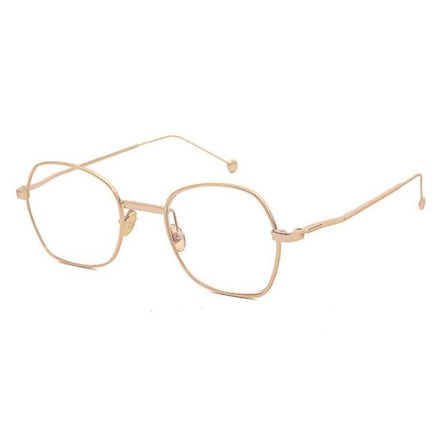 b57bd7909d9 Lega di modo Grande Formato Ottico Montatura Da Vista Occhiali Cornice per  Le Donne e Gli