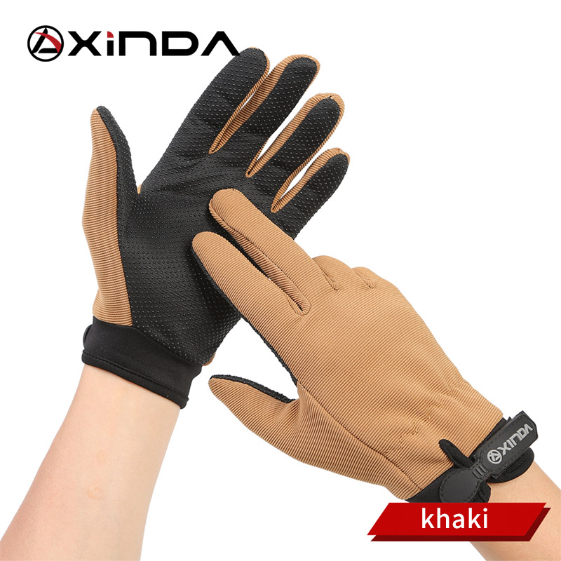 Men Tactical Military Cycling Bicycle Climbing Outdoor Multi-functional  Gloves