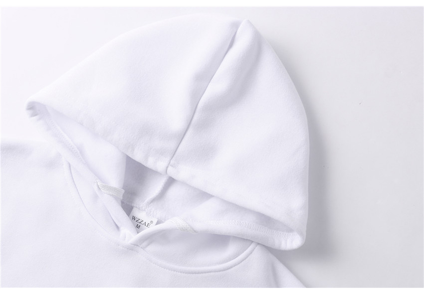 Trendy Faces Stranger Things Hooded Hoodies and Sweatshirts 58