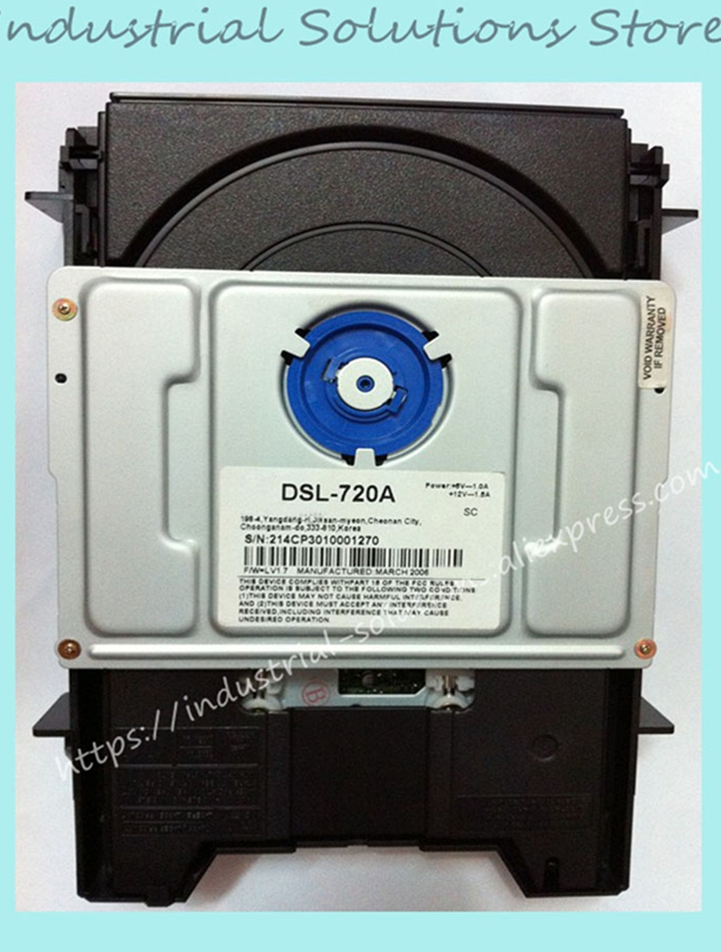 New Original DSL-720A DVD driver DSL-720A DSL720A original dvs dsl 710a dsl710a dsl 710a dvd rom for primare cd21 cd31 cdi10