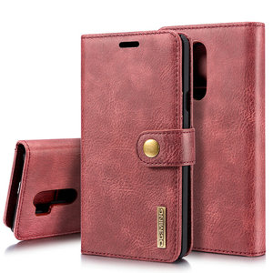 Image 3 - For LG G7 ThinQ Genuine Leather Case Detachable Wallet Case on For LG G7 ThinQ V30 V30+ Flip Cases For LG V30 PLUS Etui Bags