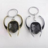 Loki Helmet Keychain (3 Designs) 2