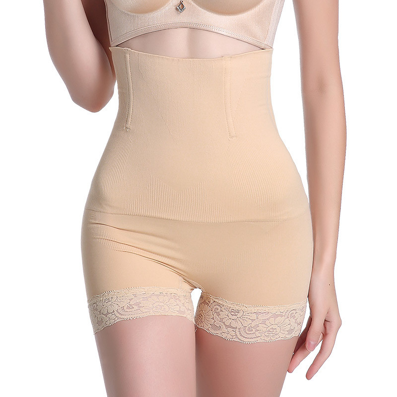 Slim lace Pants Girdle Body Shaping Underwear Corset Aid Shaper Tummy Control