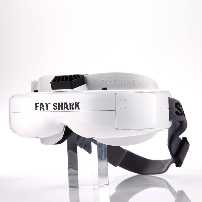 цена на Fatshark FSV1076 Fat Shark Dominator HD3 HD V3 4:3 FPV Goggles Video Glasses Headset with HDMI DVR