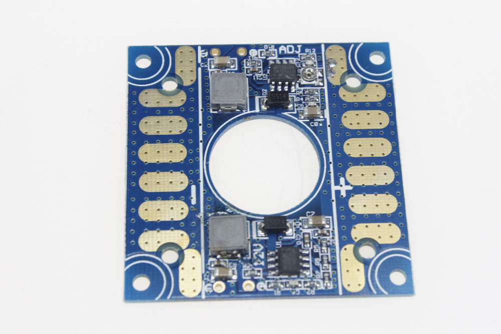 Esc соединения совета 5 В 12 В напряжение регулируется BEC выход для FPV MultiCopter F08042