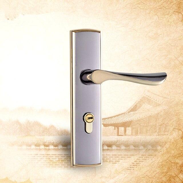 Zinklegering hardware meubels deur lock klassieke handgrepen deur ...