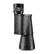 Baigish monocular10X40 전문 망원경 전술 군사 군사 아이피스 강력한 쌍안경 사냥 캠핑을위한 휴대용 핸들