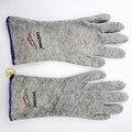 As novas luvas resistentes a altas temperaturas PK35-33 gloves300 graus de cinza luva de segurança à prova de fogo