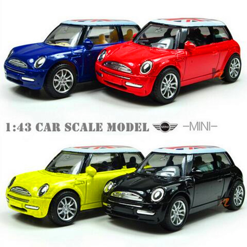 toy cars mini cooper alloy car baby kids toys for children. Black Bedroom Furniture Sets. Home Design Ideas