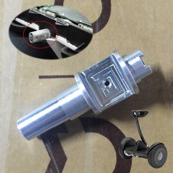 Xiaomi-eje de dirección para patinete Ninebot Mini Pro, eje de dirección, eje de dirección, eje de coche para patinete eléctrico, pieza de repuesto para aerotabla