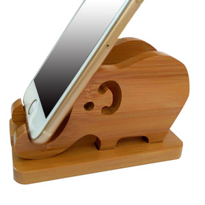 Universal Wooden Phone Stand D