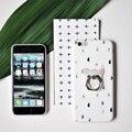 Artes raindrop case de silicona suave para el iphone 6 6 s casos cubierta posterior para iphone 6 6 s plus c1282