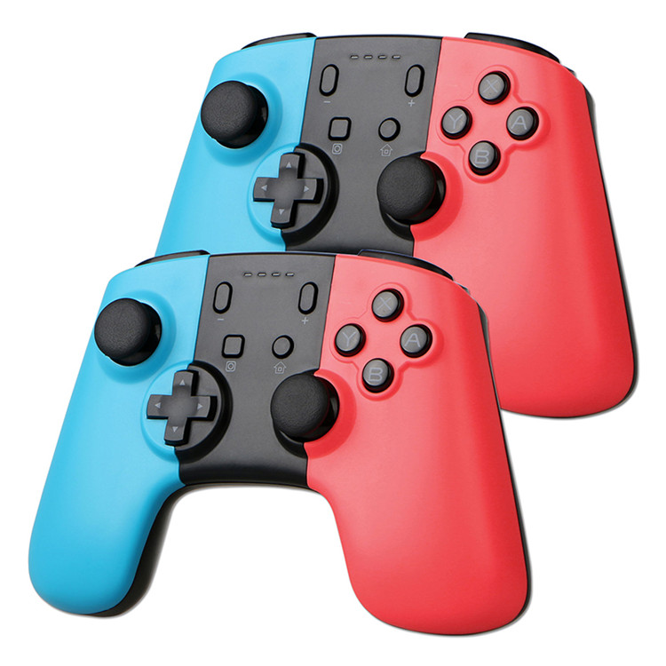 1pc 2pcs Bluetooth Wireless Pro Controller Joypad Gamepad Remote for Nintend Switch PC-360 Model game Console r30