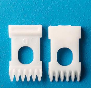 Darmowa wysyłka 5 sztuk 6 zębów ceramiczny dwutlenku cyrkonu ostrze tanie i dobre opinie 0 7cm*1 1cm