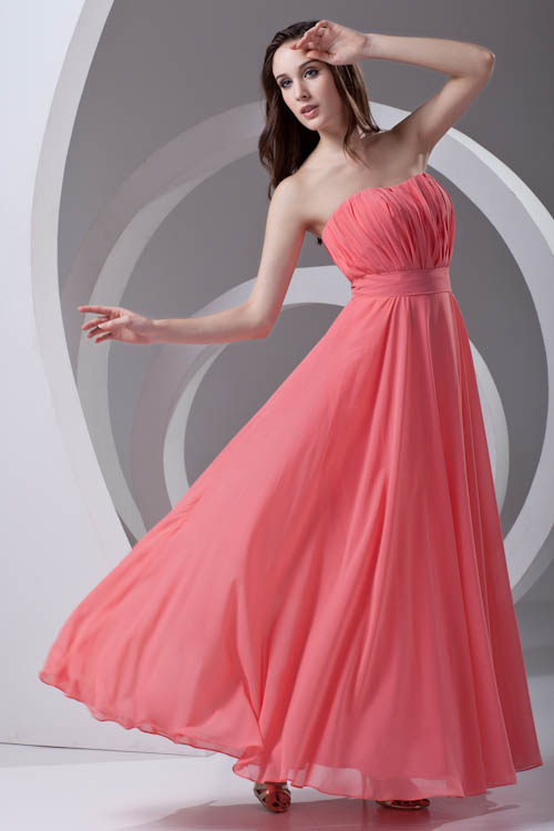 Vestido Largo Sexy Sweetheart Neck Chiffon   Bridesmaid     Dresses   with Belt Wedding Party   Dresses   Robe Demoiselle D'honneur