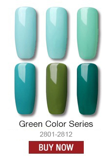Green Color Series