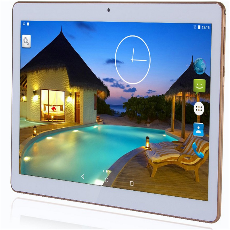 CARBAYSTAR T805c 10.1 inch Tablet PC Octa Core 2GB RAM 32GB ROM Dual SIM Cards Android 5.1 GPS Tablet PC 10 +Gifts+3G Phone