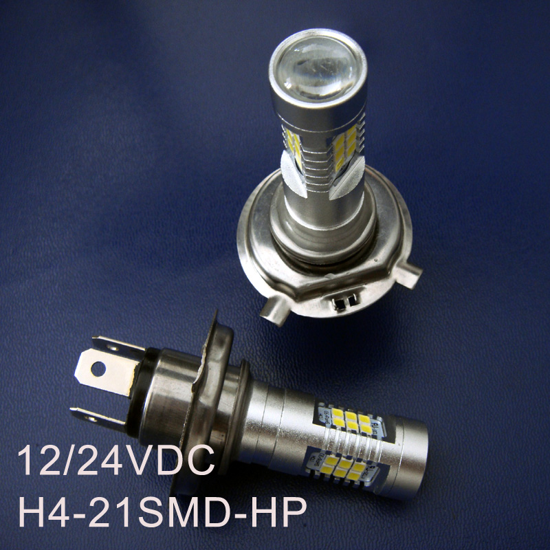 High quality 12/24Vdc 10w Car H4 Led Fog Lamp,Auto H4 High power Led Bulb Lamp light free shipping 5pcs/lot