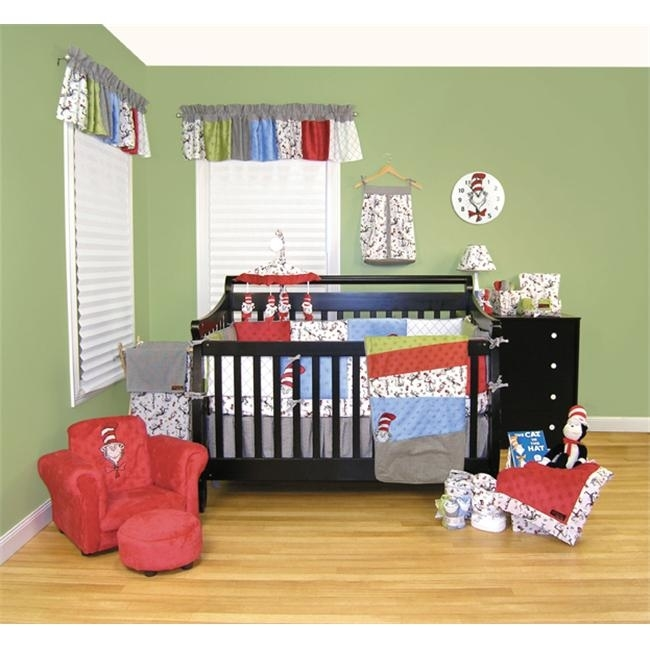 Trend Lab 30019 Dr. Seuss Cat In The Hat -3 Piece Crib Bedding Set out of this world dr seuss cat in the hat page 7