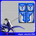 WR YZ YZF NX TTR XR 250 125 450 500 MOTORCYCLE  3M GRAPHICS  BACKGROUND UPSIDE DOWN FORK DECALS SHOCK ABSORBER STICKER SETS