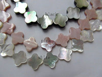 high quality genuine MOP shell rondelle 12x12mm 3strands 16inch,high quality mother of pearl MOP clove black jet beads