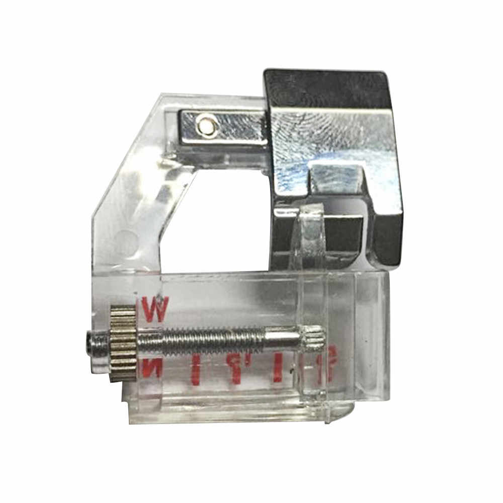 ضبط الشريط التحيز binder foot snap on الصحافة القدم لل سنجر الأخ janome آلة الخياطة المنزلية سبيكة + البلاستيك