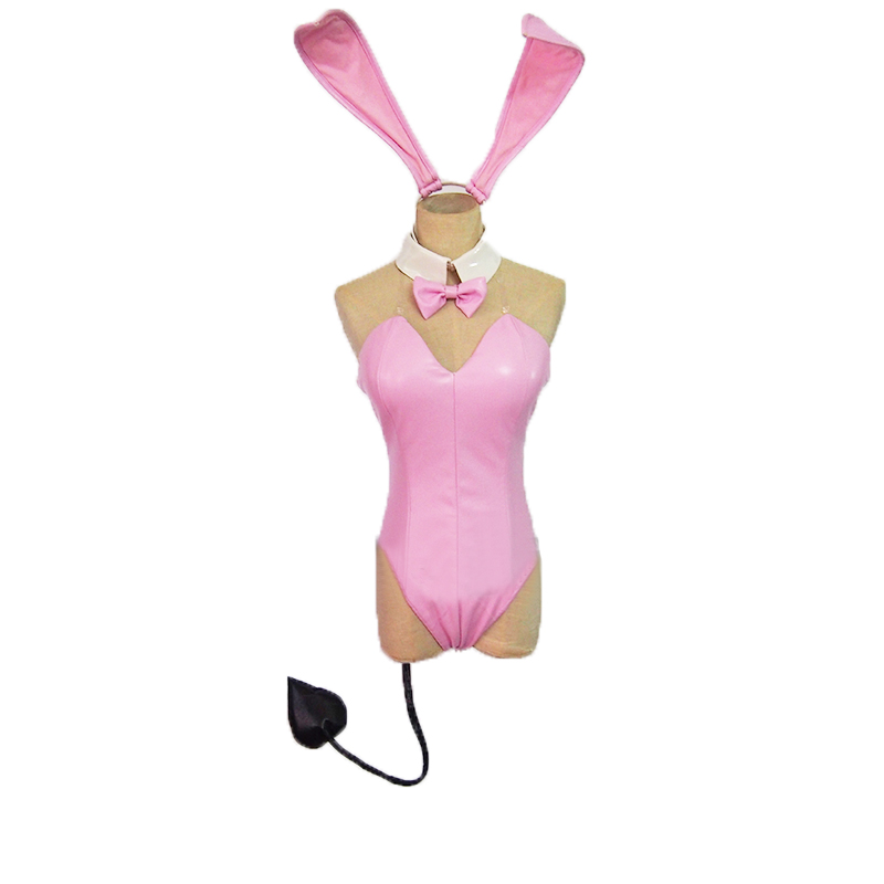 Anime To Love Ru Momo Belia Deviluke Rabbit Girl Sexy Swimsuit Halloween Cosplay costumes for women