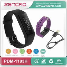CE RoHS Heart Rate Monitor Watch Sports Tracker Smart Activity Wristband