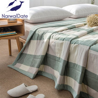 Baby Adult Blankets Quilt Blankets Soft Throw on Sofa/Bed/Plane Travel Air Conditioning Plaids Blanket