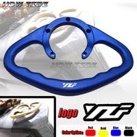 For YAMAHA YZF R1 R6 R3 R25 FZ1 FZ6 FZ8 Motorcycle Accessories Passenger Handgrips Hand Grip Tank Grab Bar Handles Armrest