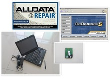 2017 alldata 10.53 and mitchell ondemand auto repair software installed well in x200t laptop 2GB and 1TB hdd ready to work