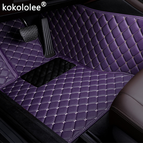 tapetes de carro para kia k2 k3