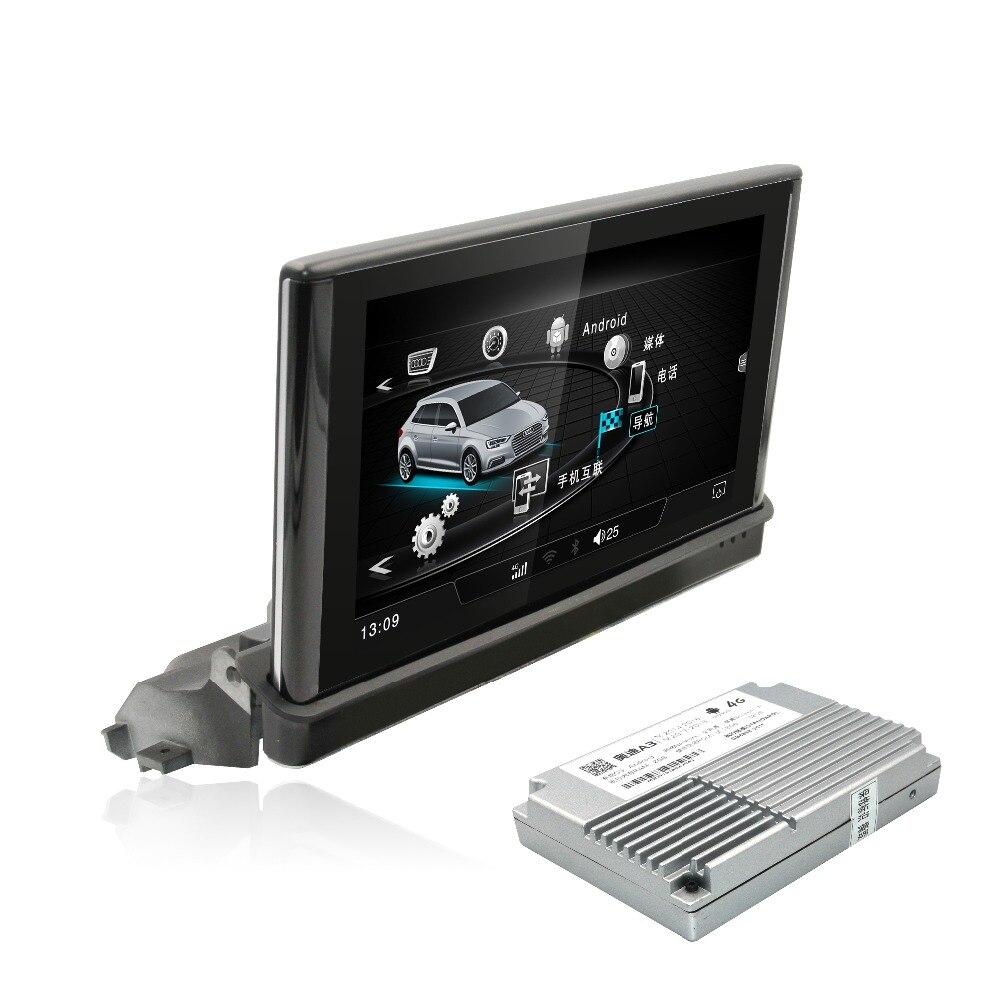 MERRWAY 2014 2018 8 ''для Audi A3 Мультимедиа Навигация приборной панели dvd плеер с WI FI и 4G SIM соединения