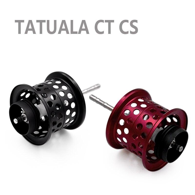 TATULA Series Spider Universal Modified DIY Spool For TATULA CT Daiwa Fishing Reel Spool Multiple-in Fishing Reels from Sports & Entertainment    3