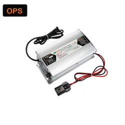 Wyjście LED 220V 24 V/36 V/48 V/60 V/72 V inteligentna naprawa ładowarka do akumulatora kwasowo ołowiowego odsiarczanie lood zuur Acculader voor 8AH do 180AH w Ładowarki od Elektronika użytkowa na