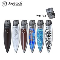 100% Original Joyetech RunAbout Kit Pod Version with Optional Pods Built in 4800mAh Battery Yacht Style Electronic Cigarette