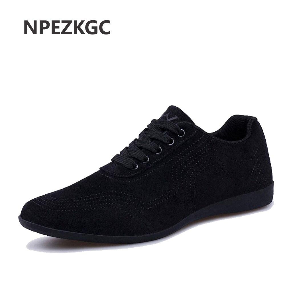 Spring Autumn Men Shoes Fashion Low Casual Shoes Men Canvas Shoes High Quality Black Dress Shoes
