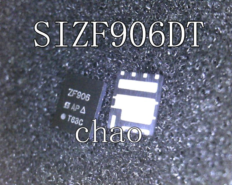 SIZF906DT ZF906 2F906 QFN