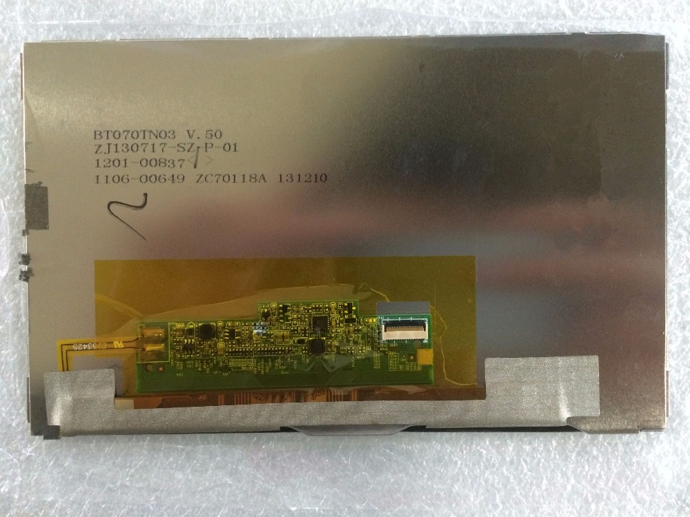 BT070TN03 V.5 LCD Displays screen wtl0785d02 lcd displays screen