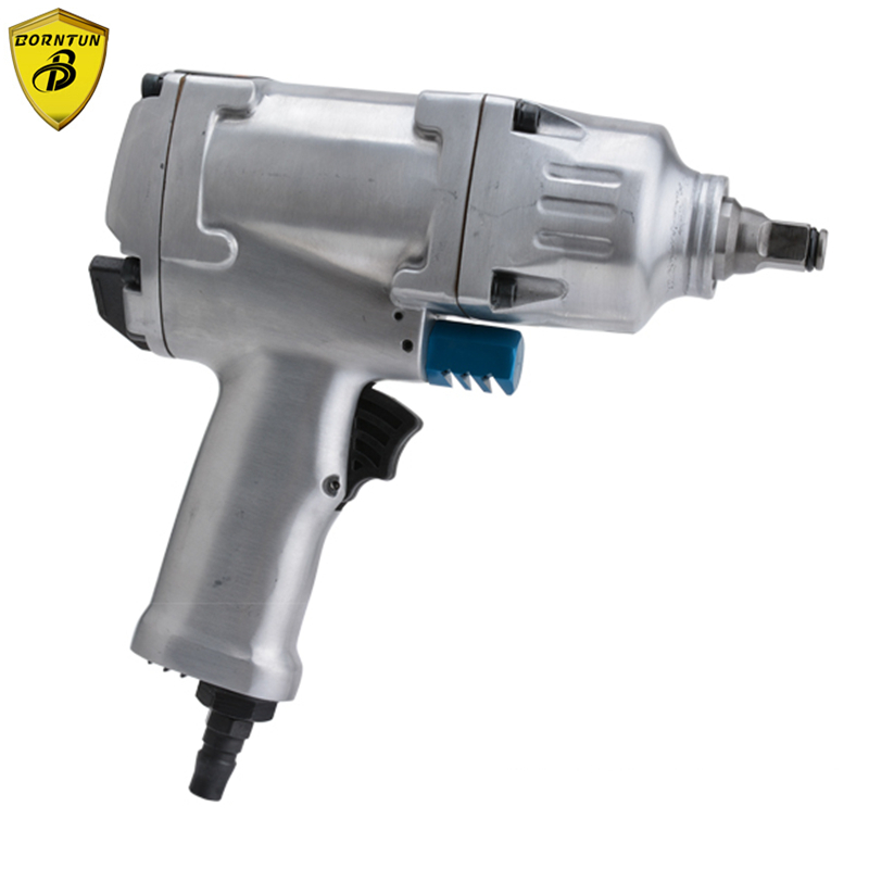1/2 Pneumatic Air Impact Wrench 1200Nm Sockets Work Setting 7000rpm Pneumatic Tools for Car Repairing Maintenance Home Tool Kit